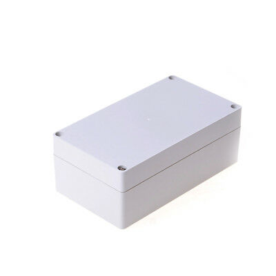 158x90x60mm Waterproof Plastic Electronic Project Box Enclosure M&C UK