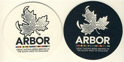 1 sous bocks bierviltje  coaster  ARBOR great testing beers south of England
