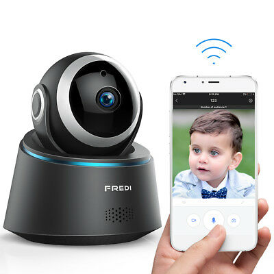 FREDI HD 1080P Wireless WIFI IP Camera Security Monitor Motion Detection Cam