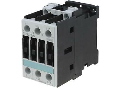 3RT1026-1AF00 Contactor3-pole 110VAC 25A NO x3 DIN on panel Size S0