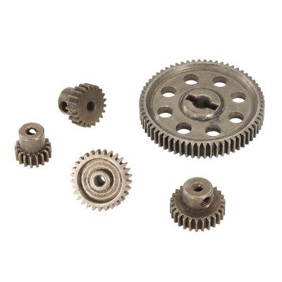 Steel Main Gears Spur Differential Motor Pinion for HSP HPI Redcat RC Truck
