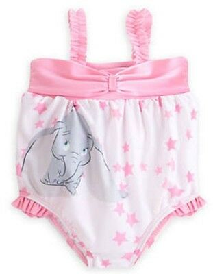 AUTHENTIC DISNEY Dumbo Swimsuit for Baby 18-24 Months NWT