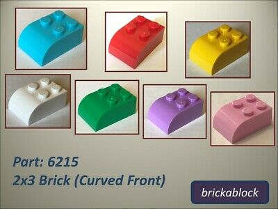 *ALL COLOURS SAME PRICE* NEW Lego Part 15395 2x2 Inverted Dome 2,5,10,15,20,25