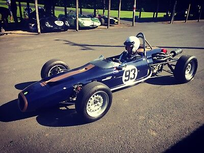 Merlyn Mk 20/25 Formula Ford historic single seater racing car hillclimb sprint