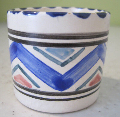 Vintage Art Deco Honiton Pottery Egg Cup Tableware