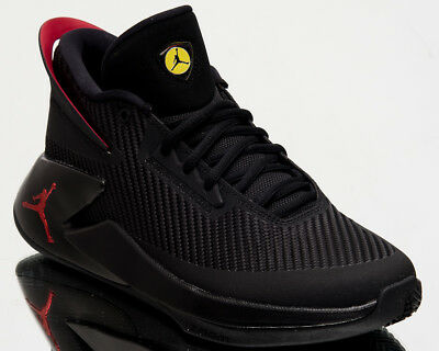 e917644048a6 Jordan Fly Lockdown Men Basketball Sneakers Black Red Dandelion Shoes AJ9499 -012