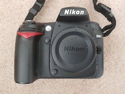 Nikon D90 + 2 lenses & flashgun all in great condition.