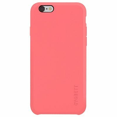 NEW Cygnett Flex360 Silicone Case For iPhone 6S - Pink Edge protection