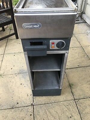 Lincat Silverlink 600 GS3 Electric Griddle On Stand