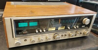Free Shipping! JUST SERVICED! Vintage Sansui 7070 AM/FM Stereo Receiver, radio