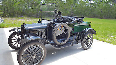 1922 Ford T  1922 Model T. First year with electric start. OBO