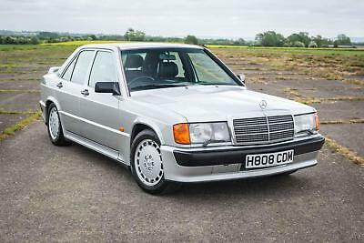 1990 Mercedes-Benz 190E 2.5-16 / Last ownership 19 years, Manual, Huge History