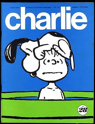 CHARLIE MONTHLY No.28 MAY 1971 Perfect condition