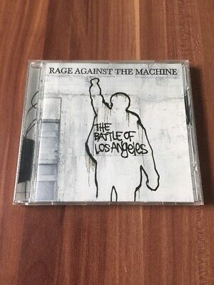 The Battle Of Los Angeles von Rage Against The Machine