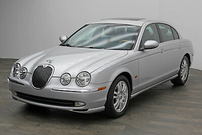 2003 Jaguar S-Type ~ 54,523 original miles 2003 Jaguar S-Type 4.2L V-8 ~ Nice Example