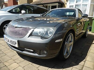 "Chrysler Crossfire Roadster 2004 - 3.2 V6 AUTOMATIC CONVERTIBLE - 20"" ALLOYS"