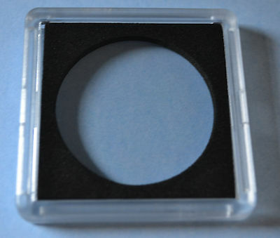 10 - GUARDHOUSE 2x2 TETRA PLASTIC SNAPLOCK COIN HOLDER for LARGE SILVER DOLLAR