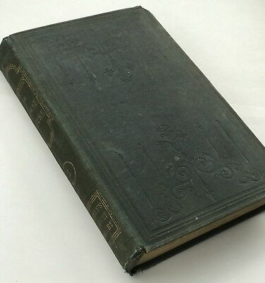 1843 Anique Book: Curiosities Of Human Nature, Parley's Cabinet Library
