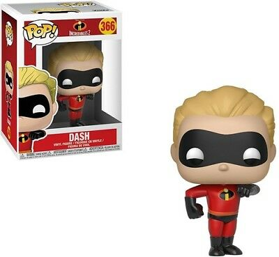 Incredibles 2 - Dash Funko Pop! Disney: Toy
