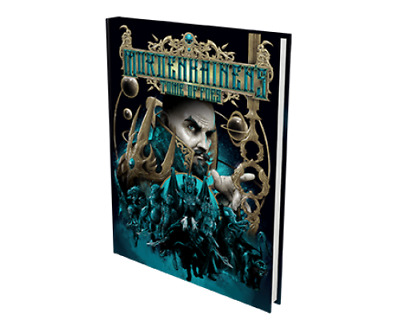 Mordenkainen's Tome of Foes - Limited Edition Cover - 5th Edition D&D Supplement
