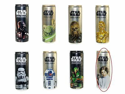 STAR WARS Space Punch version Française collector princesse Leia N°10
