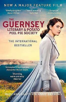 NEW The Guernsey Literary and Potato Peel Pie Society By Annie Barrows Paperback