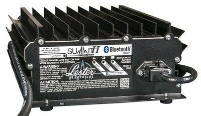 Lester Summit II 36V/22A Charger - 1050 Watts - Crowfoot - CGR-512  1050W-41891S