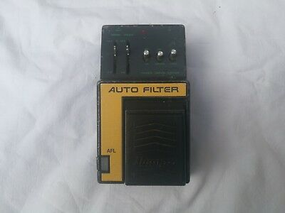 Vintage Ibanez Afl Auto Filter Wah - Free Next Day Delivery In The Uk