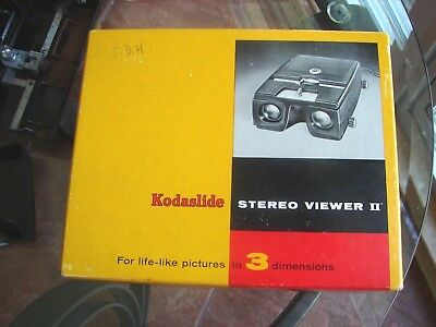 Kodaslide II New Old  Stock Working even cord and focus .SERVICED !  reduced5/23