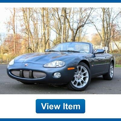 2001 Jaguar XKR Convertible Supercharged Navigation Southern 83k MI 2001 Jaguar XKR Convertible Supercharged Serviced Navigation Southern 83k MI