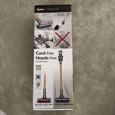 * Brand New In Box *Dyson V8 Absolute Cordless Vacuum Cleaner