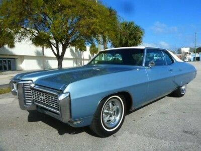 Grand Prix -- 1968 PONTIAC GRAND PRIX - V8 6.6L - ABSOLUTELY GORGEOUS! THIS ONE TURNS HEADS!