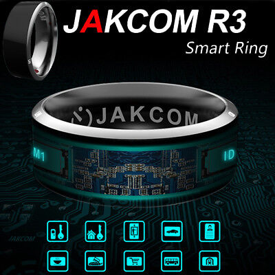 New JAKCOM R3 NFC Magic Wearable Smart Ring For Android IOS Windows iPhone