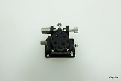 TINY ROTATION MINIATURE STAGE with precision adjustment bolt STA-I-129=o207