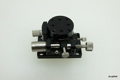 Miniature ROTATION Positioner Manual Rotary STAGE STA-I-130=o207