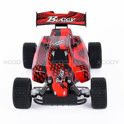 1:20 2.4G Remote Control 2WD Off-Road Monster Truck High Speed RTR RC Car Toy