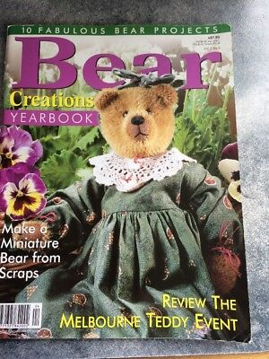 Bear Creations Yearbook 10 Fabulous Bear Projects