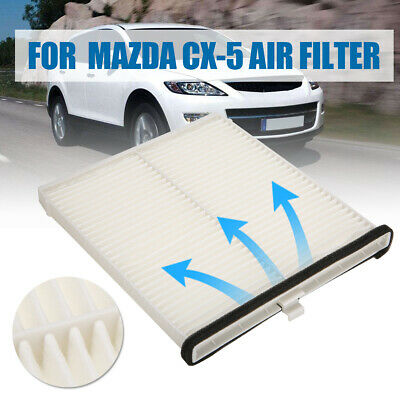 Cabin Air Filter Replacement  fit for Mazda 3 6 CX-5 2012-2017 KD45-61-J6X
