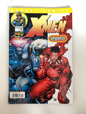 Marvel Extra X-Men #11 - X-Men: Die Suche nach Cyclops (April 2002)