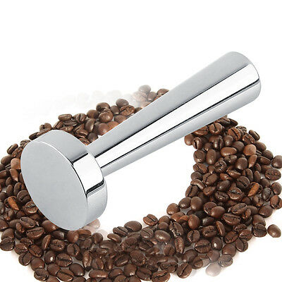 6.5cm Height Solid Coffee Tamper Tool For Nespresso Capsule Machine