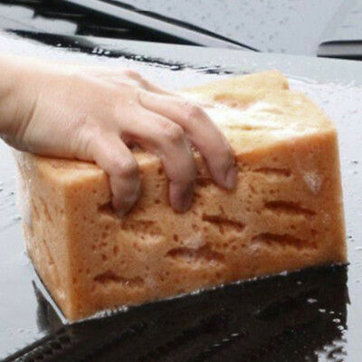 Car Cleaning Sponges Cube Foam Pads Glass Cleaner Window Kitchen Washing Tool