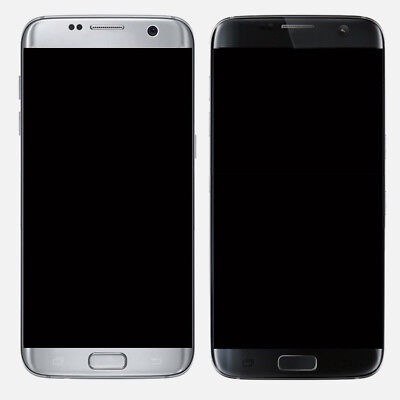 LCD Touch Digitizer Assembly With Frame For Samsung Galaxy S7 G930丨S7 Edge G935