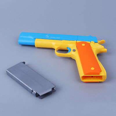 Classic M1911 Kids Nerf Gun Pistol toys Dart Guns Soft Bullet for Outdoor Play