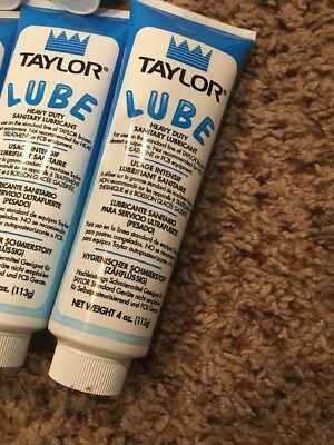Taylor Sales 047518 LUBE 2 Pieces! Tubes