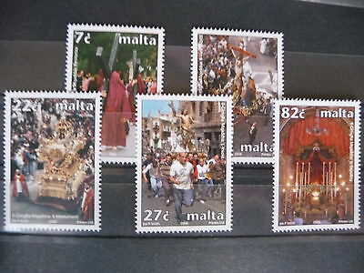 2006 Malta MNH - Holy Week