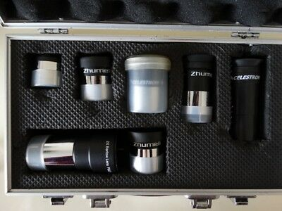Zhumell Sport Optics Lens Kits for Standard Telescopes