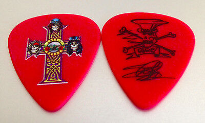 Guns n' Roses Slash Not in This Life Time Tour Trifecta Guitar Pick