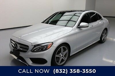 Mercedes-Benz C-Class C 300 Texas Direct Auto 2015 C 300 Used Turbo 2L I4 16V Automatic RWD Sedan Premium