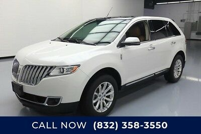 Lincoln MKX  Texas Direct Auto 2013 Used 3.7L V6 24V Automatic FWD SUV Premium