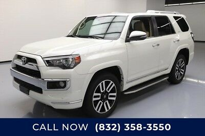 Toyota 4Runner Limited 4dr SUV 4WD Texas Direct Auto 2016 Limited 4dr SUV 4WD Used 4L V6 24V Automatic AWD SUV